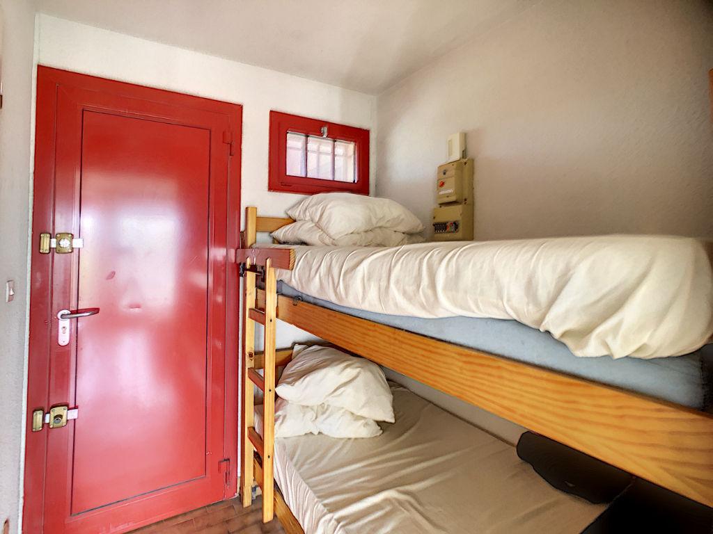 Studio cabine Le Grau Du Roi 1 pièce 19 m², secteur Rive gauche