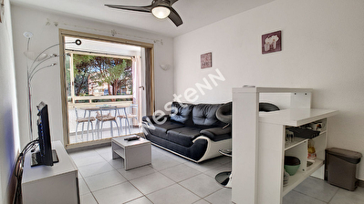 Appartement Sainte Maxime 2 pieces 24 m2
