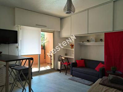 Appartement Sainte Maxime 1 piece 22.40 m2