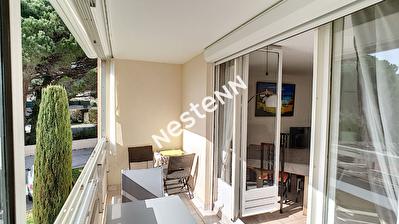 Appartement Sainte Maxime 2 pieces 50 m2