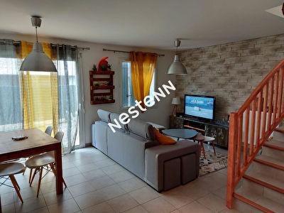 Maison Cuers de 3 pieces  66 m2 avec exterieur et garage