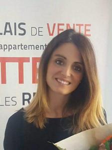 Stéphanie ALBARET - Directrice immobilier à Toulouse