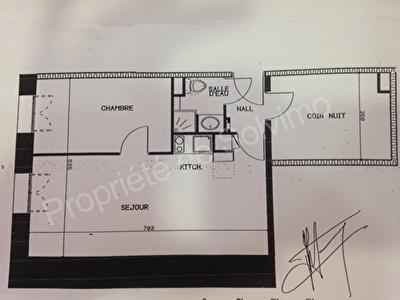 Appartement T2 marseille 13014