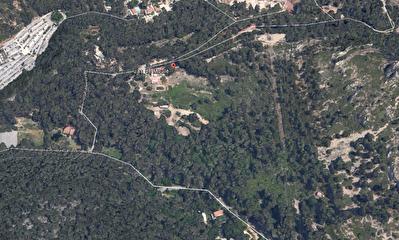 11395 m2 de domaine forestier 13190 ALLAUCH
