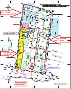 Terrain Plan De Cuques 395 m2