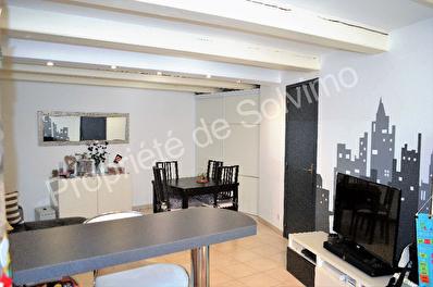 Appartement duplex en maison de ville, Chateau gombert 13eme, 3 pieces 72 m2