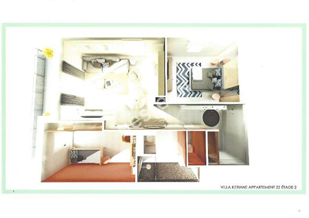 Appartement T3 SIX FOURS LES PLAGES 64.70m²