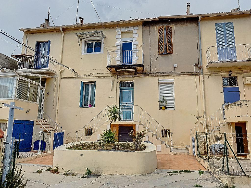 Maison de ville Marseille 3 pièce(s) 51 m2