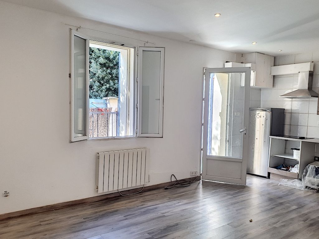 Appartement type 2/3 41m²
