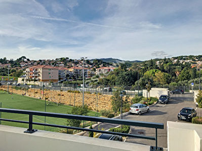 Appartement Plan De Cuques 2 pieces 40.50 m2