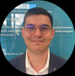 Kevin JACQUES - Conseiller Immobilier à Annemasse