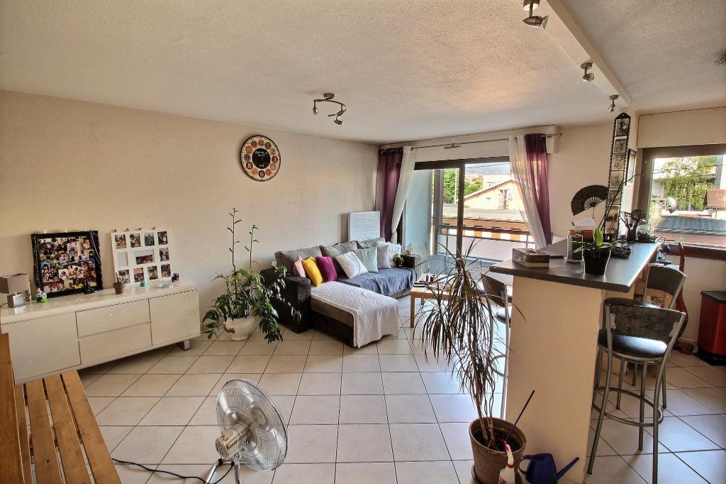 ANNEMASSE Appartement  3 pièce(s) 68m2 + garage