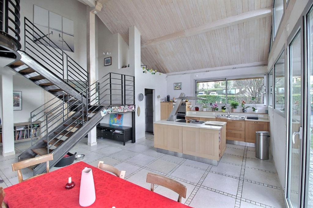 VETRAZ MONTHOUX Maison d'architecte contemporaine