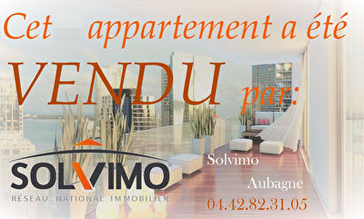 Appartement La Penne Sur Huveaune 4 pieces 71 m2