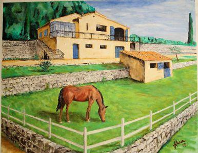 Ensemble immobilier 8 pieces Auriol