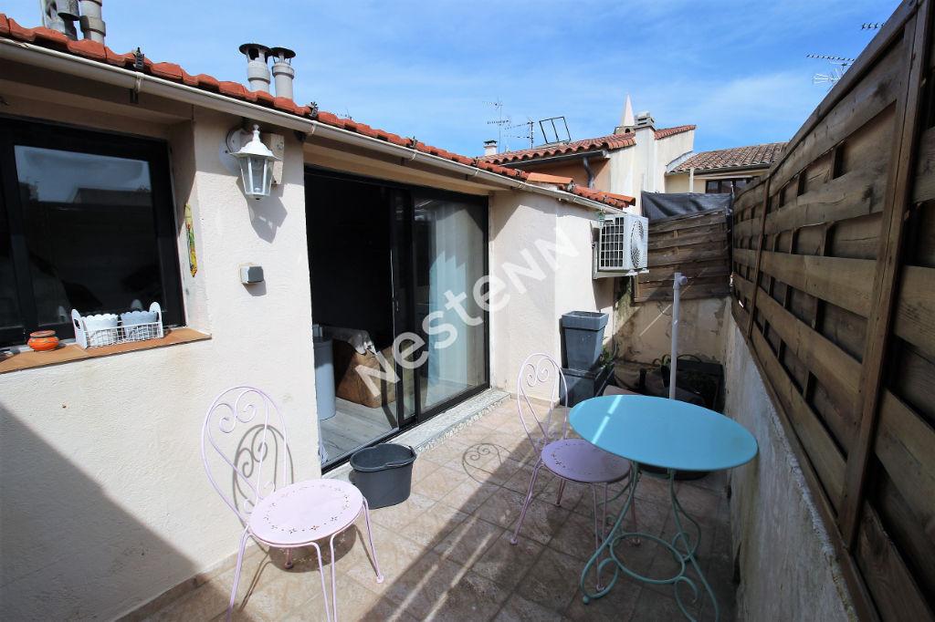 Appartement Aubagne 2 pièce(s) 28.15 m2 avec terrasse de 12m² 1er achat ou investisseur