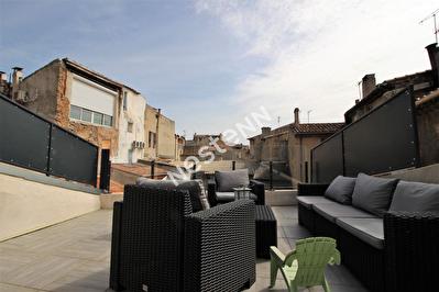 Maison de ville 100m2 avec terrasse
