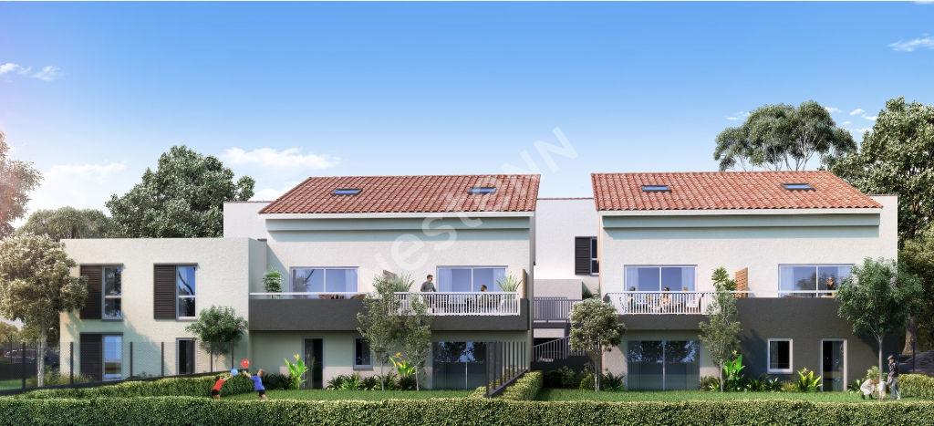 Istres appartement T4 récent 72.55m²