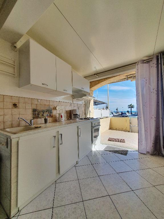 photos n°1 Appartement Fos Sur Mer 2 pièce(s) 33 m2 Coté Plage