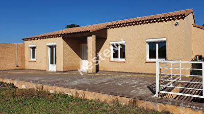 Maison ISTRES  Plain pied 98 m2 garage - cave