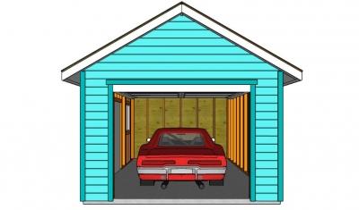 LA CIOTAT - Garage 21 m2 - Centre Ville