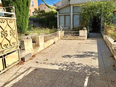 Bas de villa La Ciotat T4 proche mer.