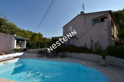 viager (sans rente) maison de 160 m2 +piscine.