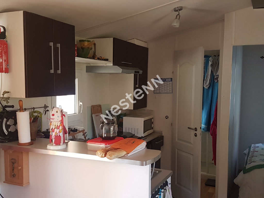 Mobil-home sur Carry Le Rouet 4 pièces 50 m² environ au prix de 31000 euros