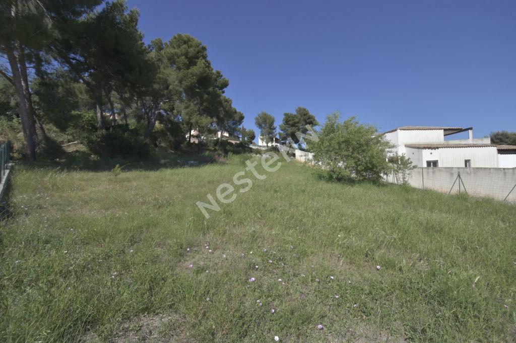 Terrain de 1130 m²  sur Cassis