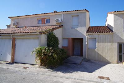 Maison  T5 104 m2 sur une parcelle de 191 m2