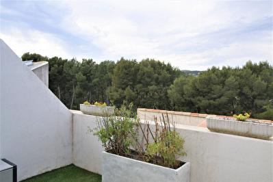 La Ciotat 2 pieces 37.13 m2 terrasses