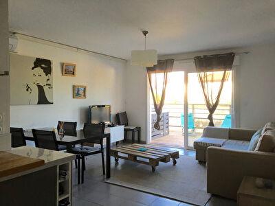 La Ciotat T3  62 m2  avec une terrasse de 18m2
