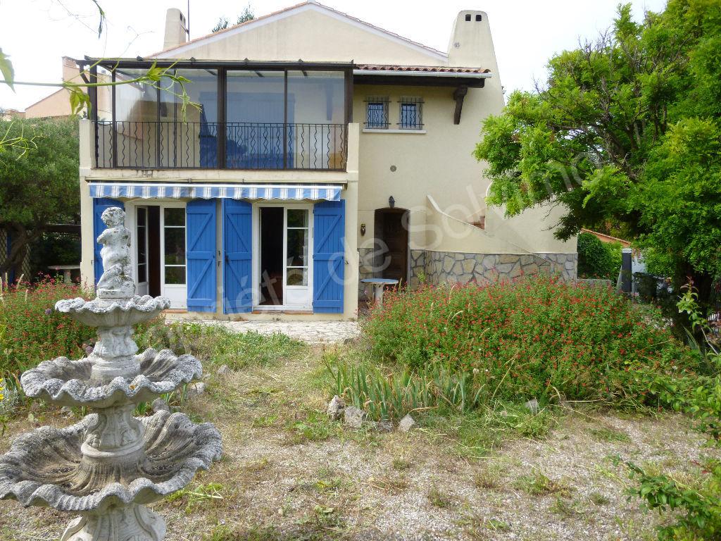 photos n°1 Maison Le Pradet 7 pièce(s) 130.72 m² - Entre Centre-ville et mer