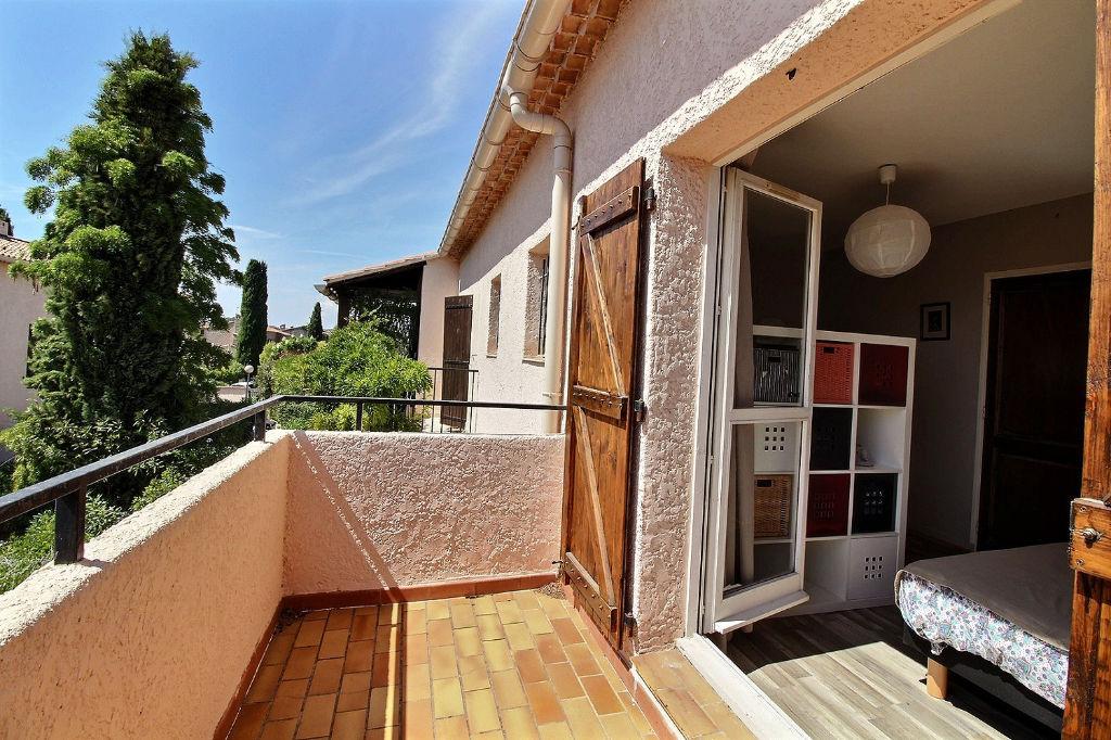 Maison Carqueiranne 3 pièce(s) 67.31 m² - Résidence bien entretenue et sécurisée
