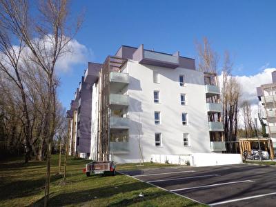 Appartement Bruges 3 pieces 60 m2