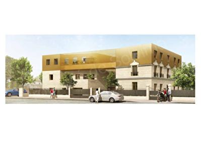 Maison neuve Le Bouscat 3 pieces 62.50 m2