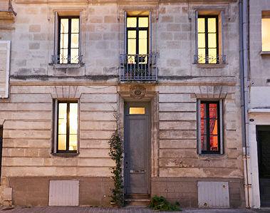 Maison en Pierre Bordeaux -Chartron 5 pieces 120 m2