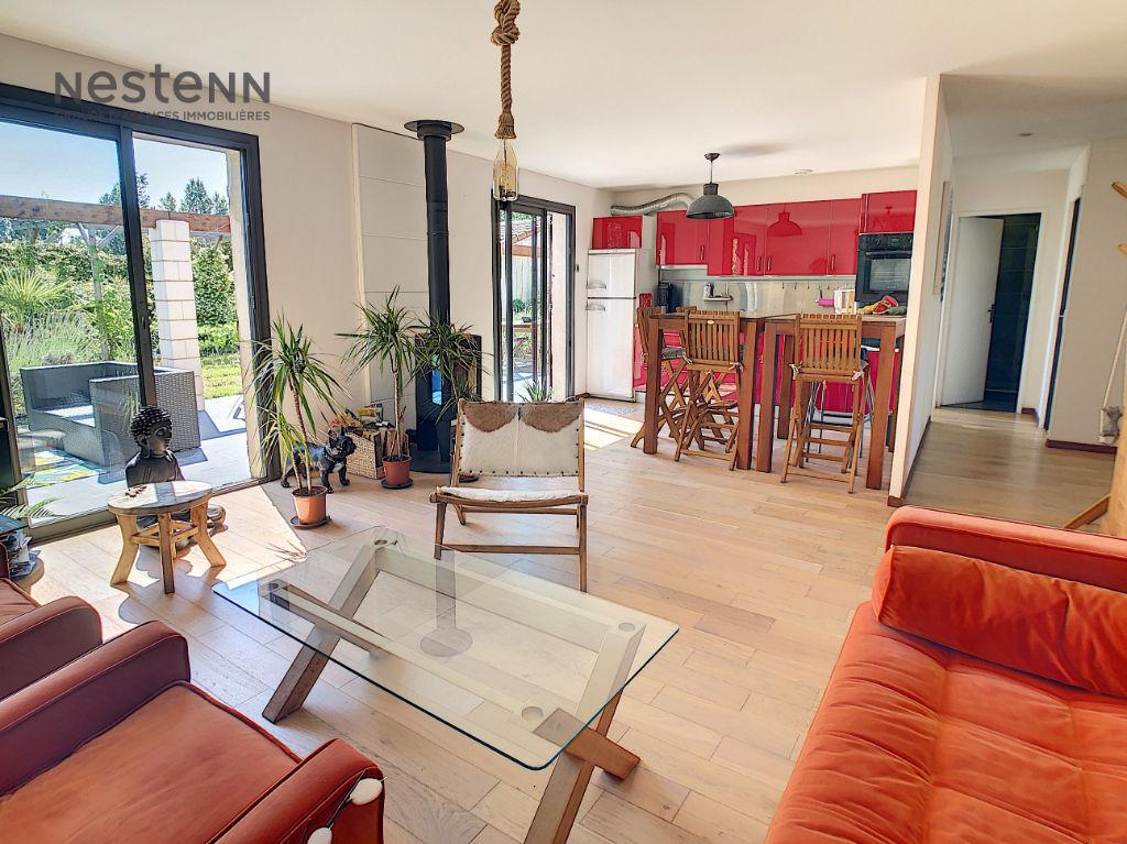 photos n°1 Maison Merignac 4 pièce(s) 96 m2 Eyquems au calme