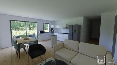 Appartement  3 pieces - Merignac Centre