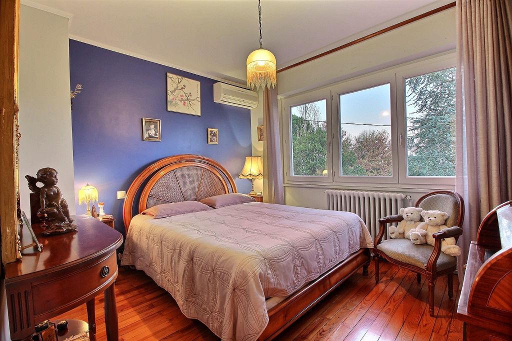 Maison 110 m2 jardin  4 chambres au calme