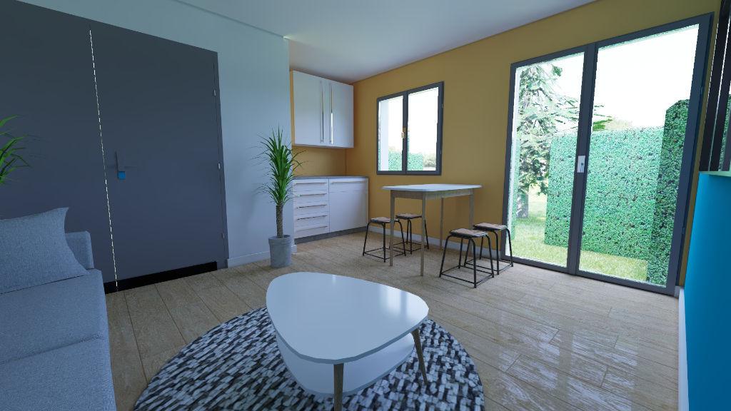 BORDEAUX CAUDERAN GOLF - Studio 29m2