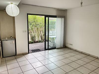 Appartement Merignac rez-de-jardin t2 42.21 m2