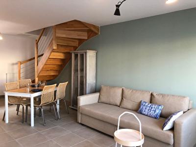 Appartement Bordeaux 2 pieces 51 m2