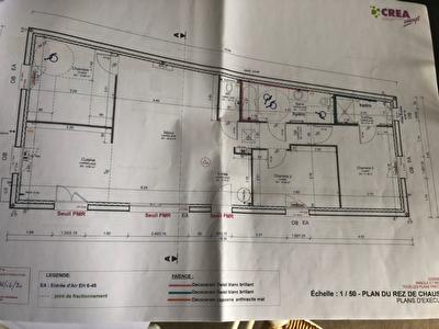 Maison Saint Medard En Jalles 4 pieces 89.52 m2