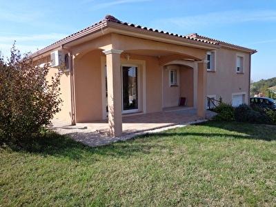 Villa Corbarieu 5 pieces 112 m2