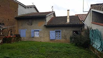 Maison ancienne t2 Montech