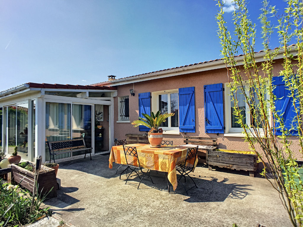 Maison récente T4 plain pied 88 m² proche Montauban Ouest
