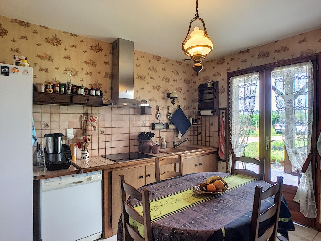 Maison traditionnelle t4 100 m² beau jardin Montbeton