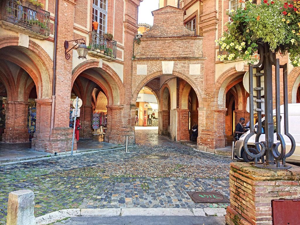 Local commercial Montauban Centre historique
