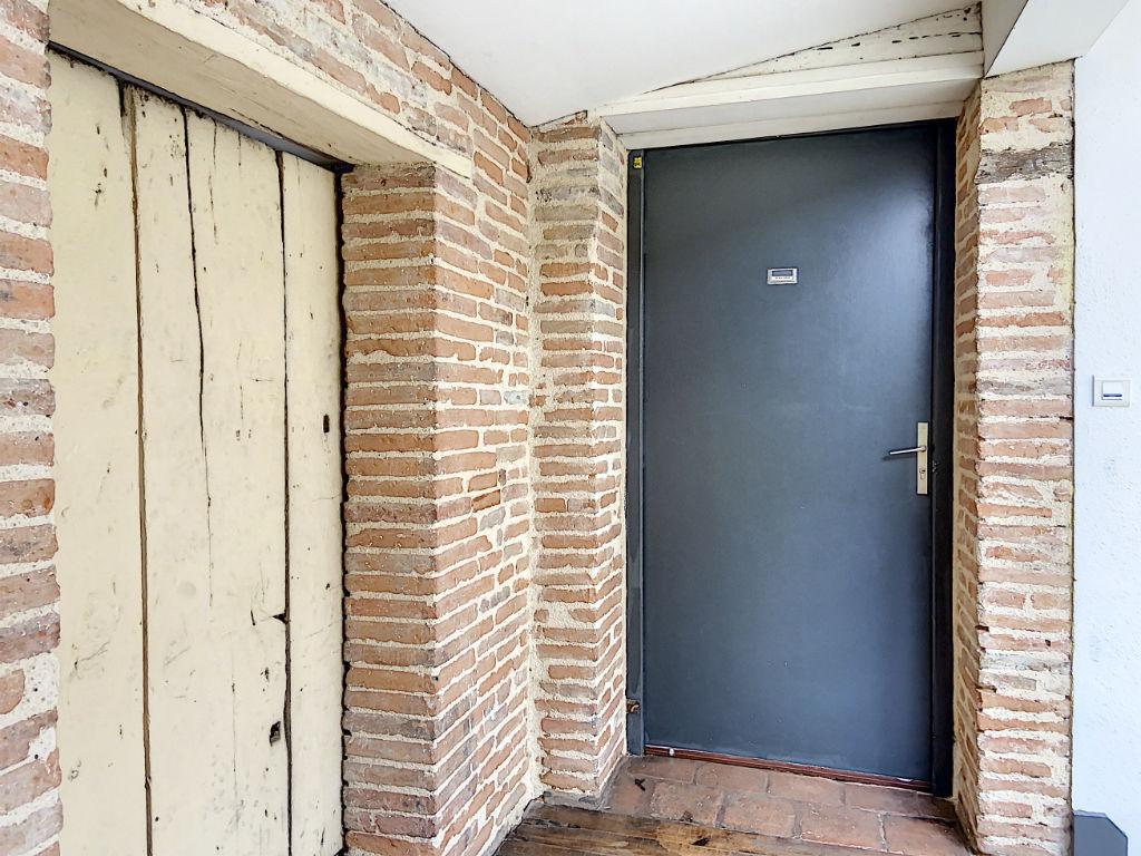 Charmant appartement T2 avec ascenseur Montauban centre historique